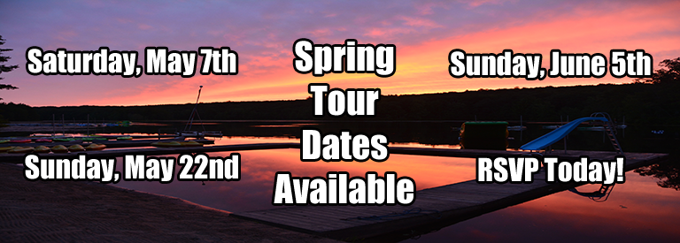 summer camp Lake Greeley Camp tour dates