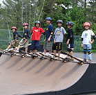 Lake Greeley Camp Skatepark